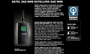 SATELs 3AS NMS har fått en ny hemsida
