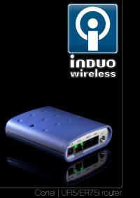 Conel datablad routers