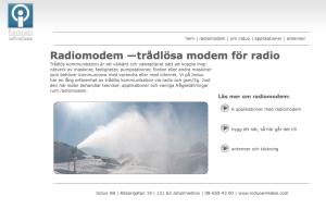 Ny sajt: radiomodem.nu