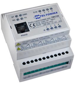 I/O-sändare för SMS och GPRS
