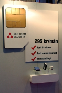 Multicom SIM-kort